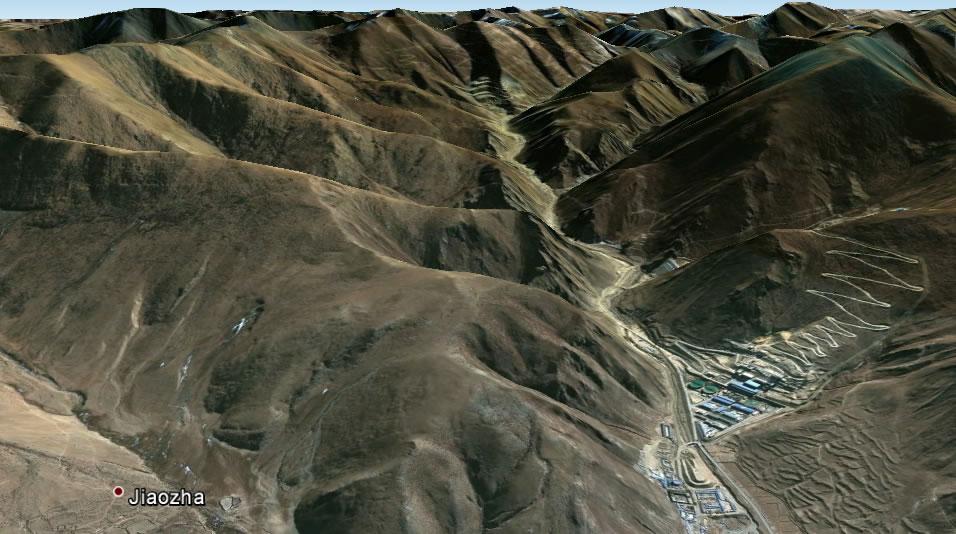 gyama miniera tibet