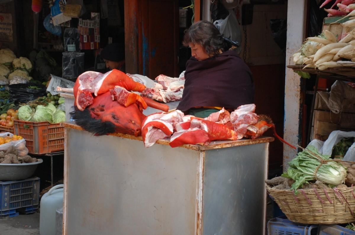 kathmandu mercato