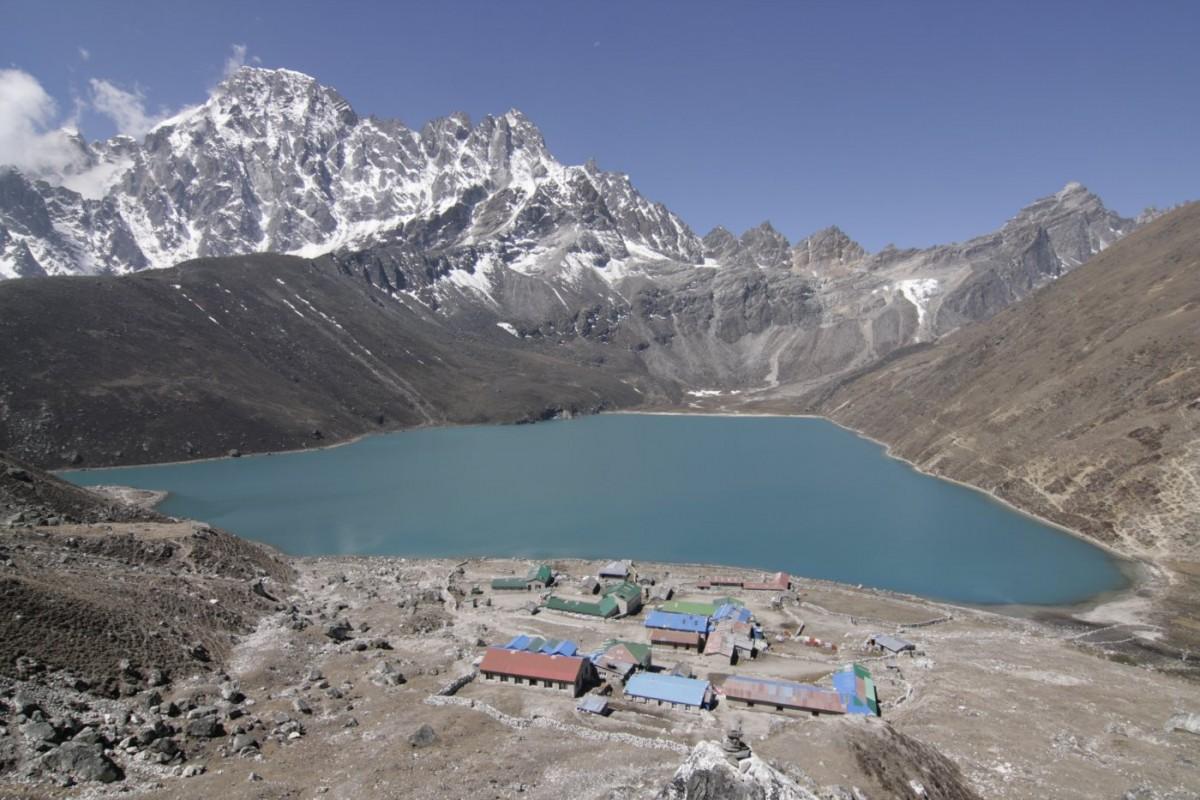 laghi gokyo nepal